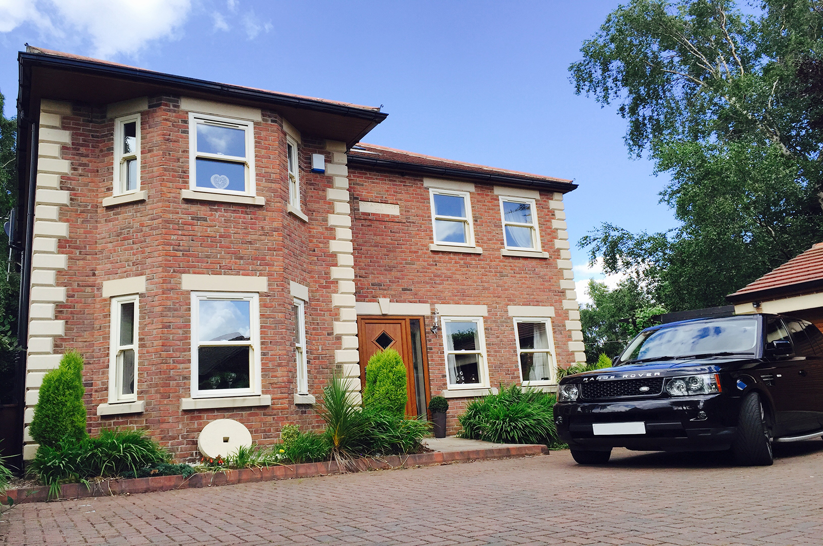 New Build Detached House in Barnsley