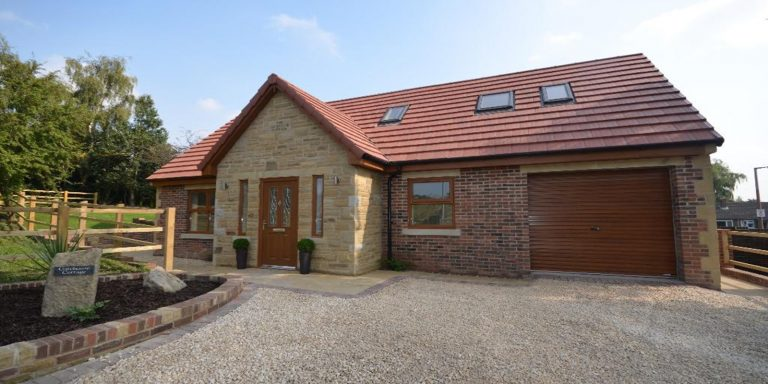 Bespoke New Build Bungalow in Darton, Barnsley