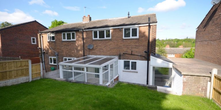 Renovated Semi Detached House in Darfield