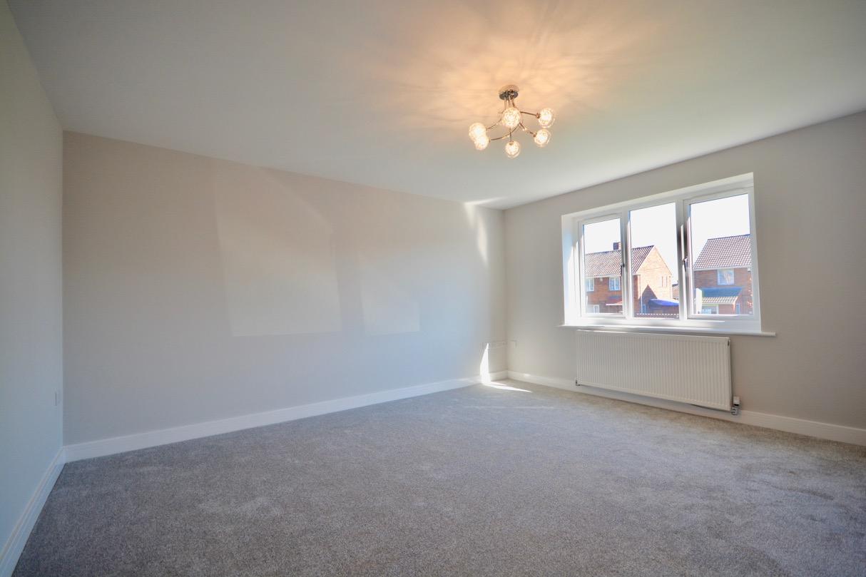 New Housing Development on Laxton Road, Athersley