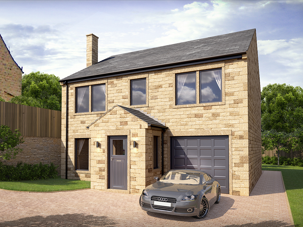 4 Bed Detached House in Penistone
